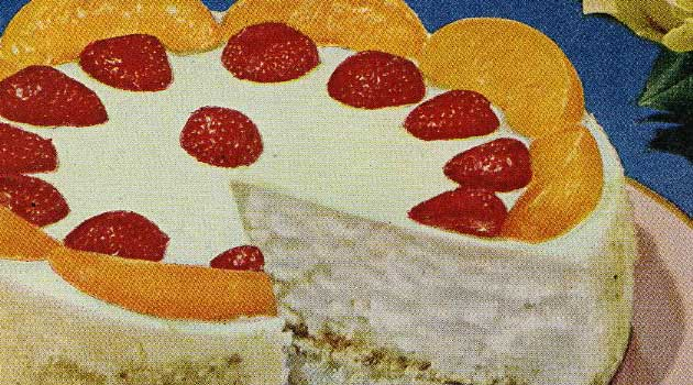 This Party Cheesecake is the perfect example of classic, elegance, and perfection. Borden's may have brought the recipe to the pages of Ladies' Home Journal back in 1951, but this simple recipe is just as appealing today as it was when it was first published.